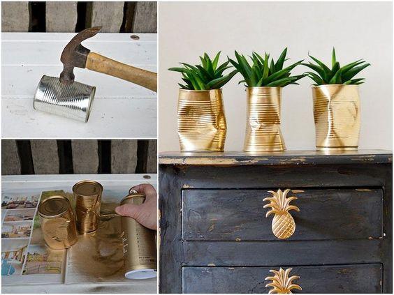 Ideas Para Hacer Manualidades Elegantes Para Tu Casa