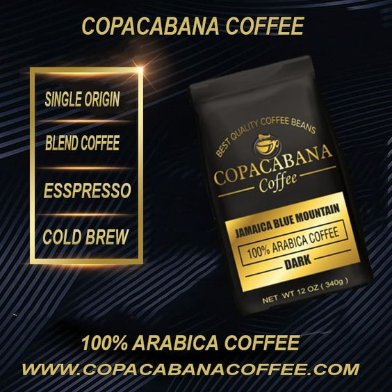 Copacabana Coffee Is More Than An Ordinary Coffee Store It Gives You The Opportunity To Experience Life To The Fullest So In 2020 Coffee Coffee Beans Blended Coffee