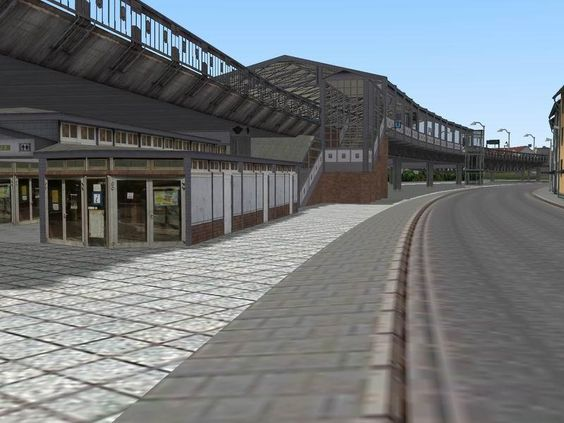 U-Bahnhof Baumwall für das MiWuLa-Projekt