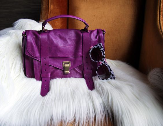 I swoon over purple! Love this!