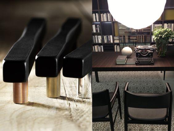 TREND Vintage: Eine moderne Hommage an die Tradition #vintage #interieur #modern #wohnen #einrichten #unionknopf #möbelgriffe #furniture #furniturefittings