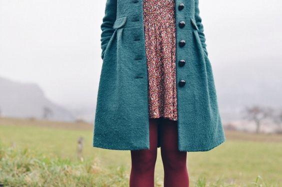 L'armadio del delitto - blog vintage e moda retro: Natale francese
