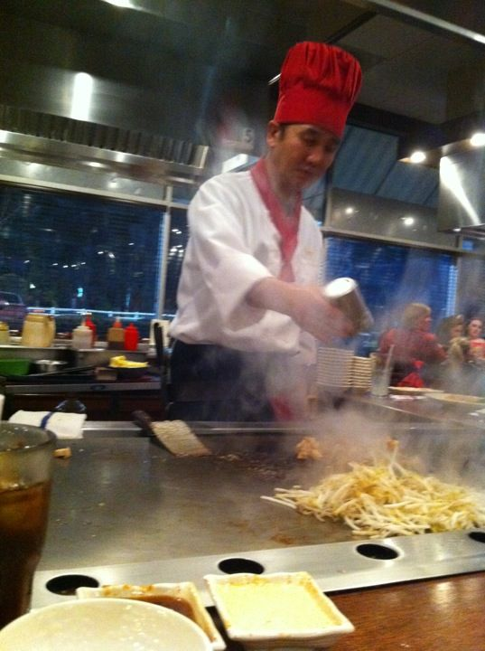 Best Hibachi and Sushi restaurant outside of Atlantic City.  The staff is very friendly and the food is always delicious.