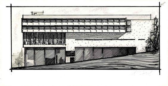 Sketches by Alex Fritz at Coroflot.com