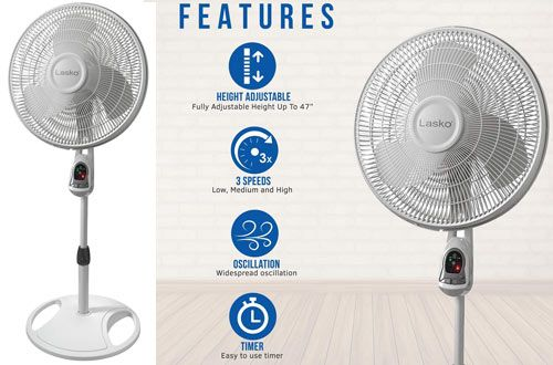 Top 10 Best Standing Floor Fans With Remote Reviews In 2020