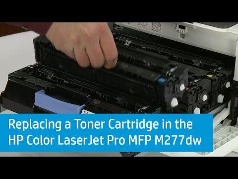 How To Change Hp Color Laserjet Pro M252dw Toner Google Search Toner Toner Cartridge Graphic Card