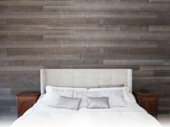 Bois accent wood planches de bois v ritable pour - Planche de bois pour placard ...
