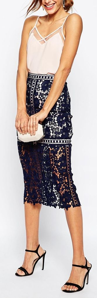 Cute!!! Love the skirt being see through on the bottom but having enough coverage. The top is also adorable. Curious if I high skirt would work with my torso though..