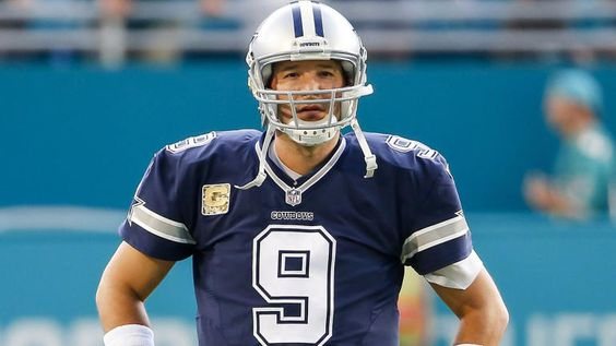 Injured Tony Romo to Seahawks player: 'See you in the playoffs'