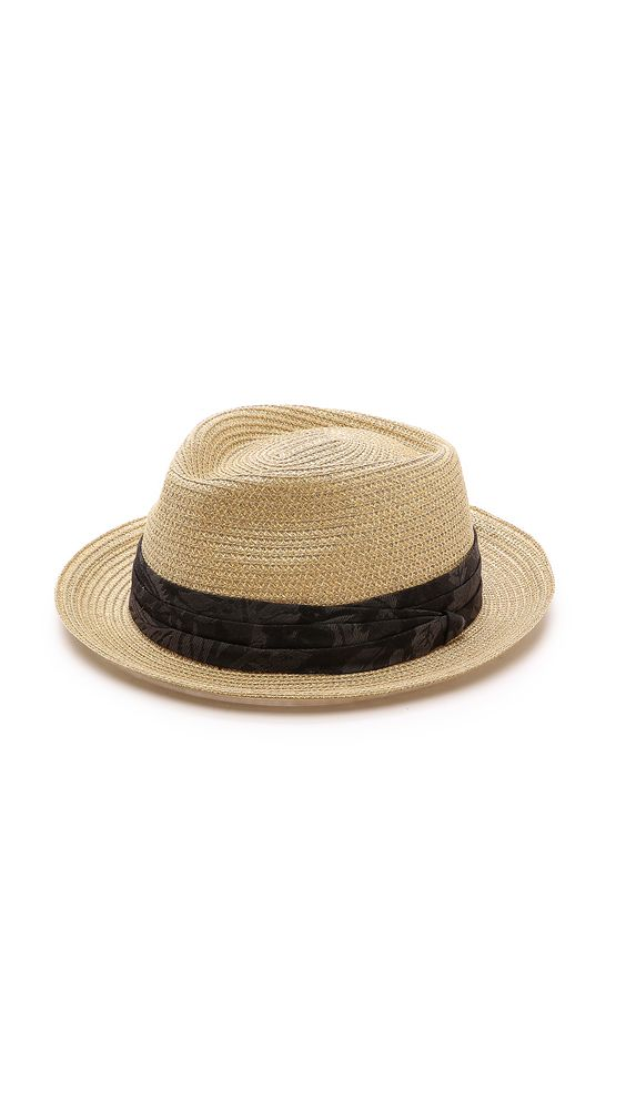Mr. Kim Tony Straw Hat