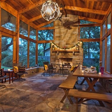 Outdoor Pavilions Design Ideas, Pictures, Remodel, and Decor - page 53