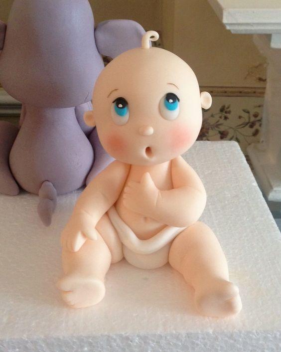Birthday Cakes - Baby....Carlos Lischetti workshop