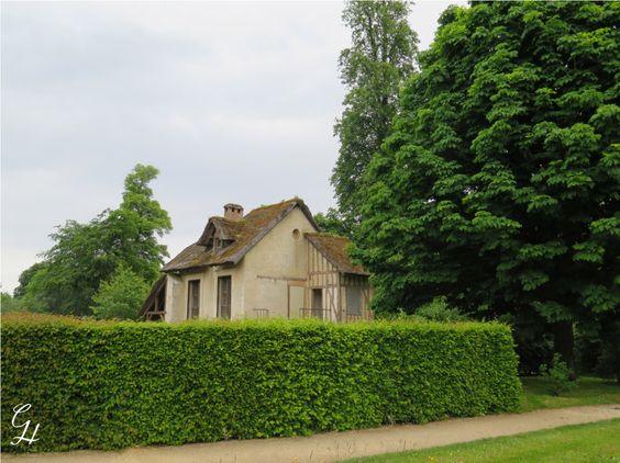 The Hamlet Palace of Versailles Paris, France