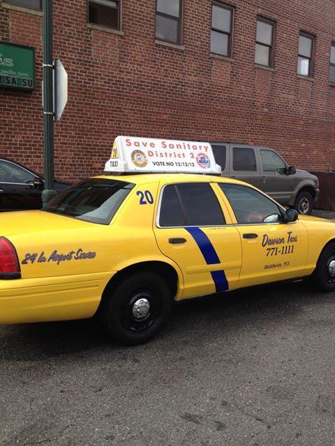 Dawson #Taxi #Cab of Baldwin