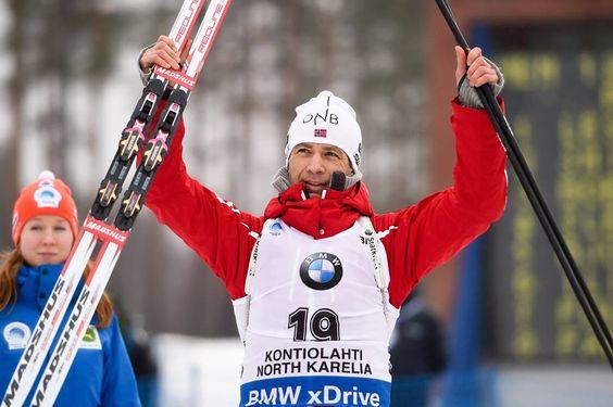 La fiche de Ole-Einar Bjoerndalen  Tout simplement le plus grand palmarès de l'histoire du biathlon avec 8 médailles d'or olympiques, 19 titres mondiaux, 6 globes de cristal et 94 succès en coupe du monde de biathlon. Ole-Einar Bjoerndalen est immortel..