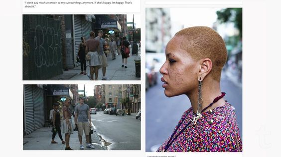 STORYBOARD: Capturing the 'Humans of New York'. If there's such a thing as a typical path to becoming an artist, Brandon Stanton didn't take it. Behind the scenes with the creator of the popular photo blog, Humans of New York. (Producer: Jon Groat)