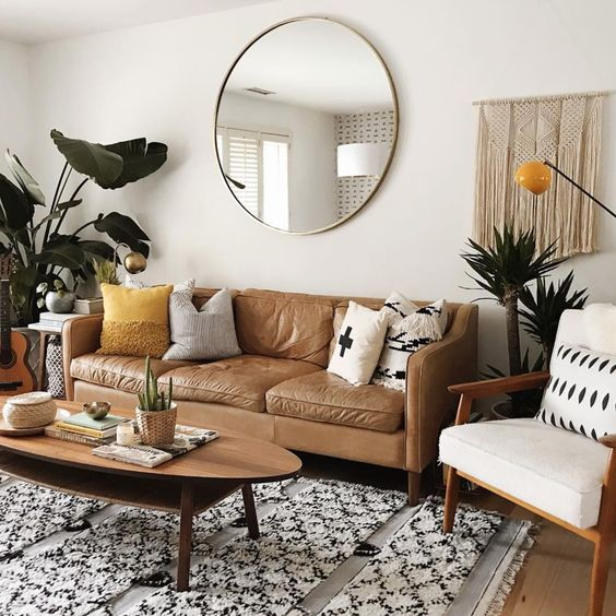 Apartment decorating is a fun challenge. Whether you're moving into your first studio apartment, updating the look of a small living room, or looking to give your bedroom a refresh, you can easily give new life to your space with these simple apartment ideas!