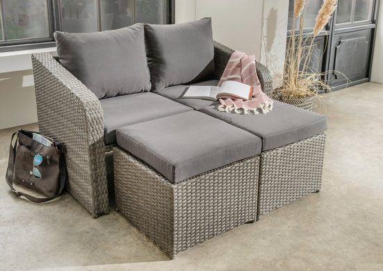 Destiny Loungeset Jersey 8 Tlg Loungeset Fur 4 Personen Geeignet Online Kaufen Otto 2er Sofa Lounge Lounge Mobel