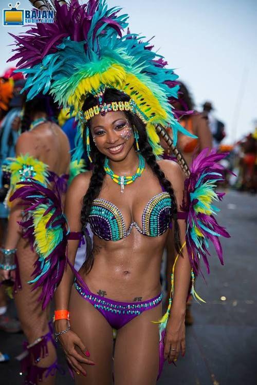 Brazil Carnival 2014 Women