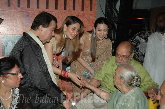 Kapoors meeting Zohra