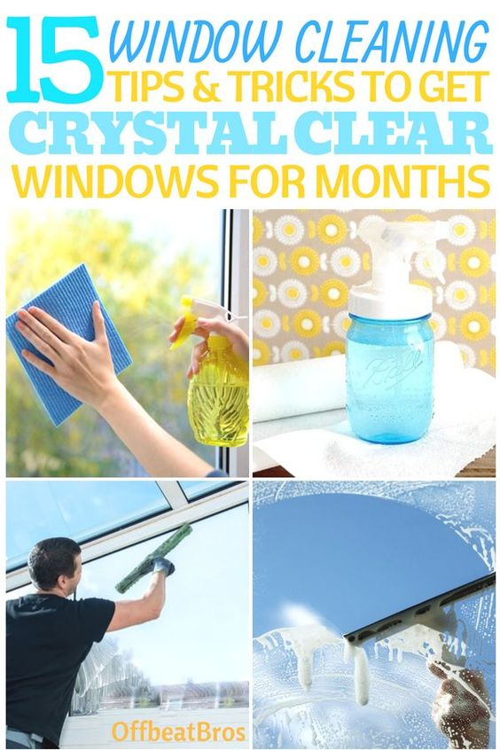 15 Window Cleaning Hacks For The Cleanest Windows Ever Window Cleaner Cleaning Hacks Clean House