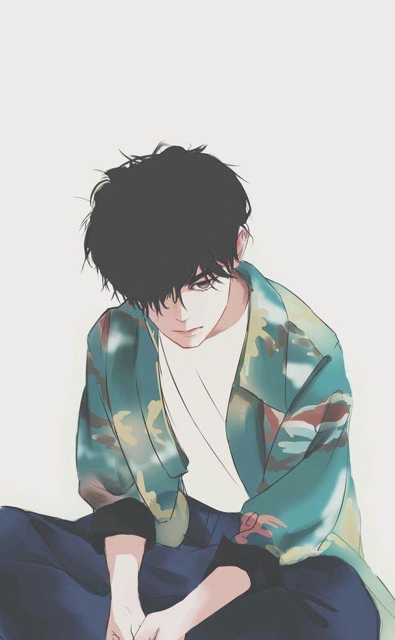 Anime Aesthetic Boy Otaku Wallpaper