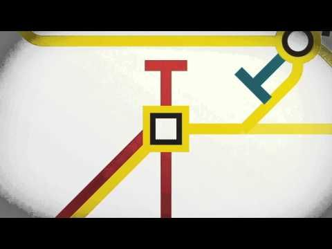 Mini Metro Early Access Trailer - YouTube