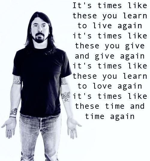 Foo Fighters – These Days Lyrics | Genius Lyrics