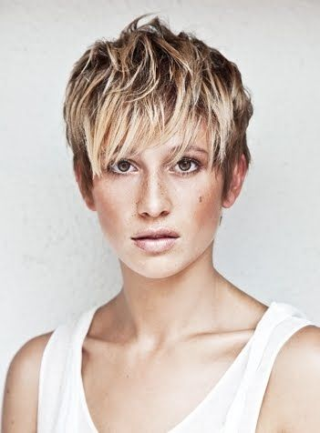 8b10204de828caa60bd66931bf5973ea - Inspirational Blonde Chunks In Brown Hair