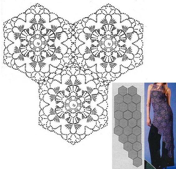 Russian+crochet+Tunic+(1).jpg (752×720)