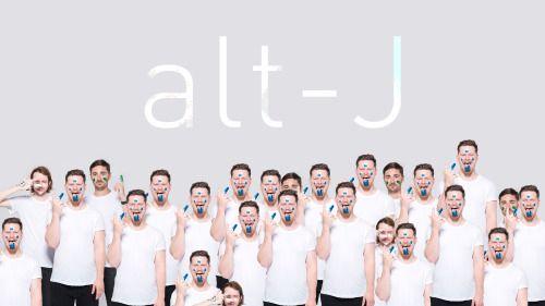alt-J desktop wallpaper