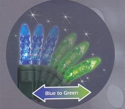 FB Mini Ice Color Changing Blue to Green 35