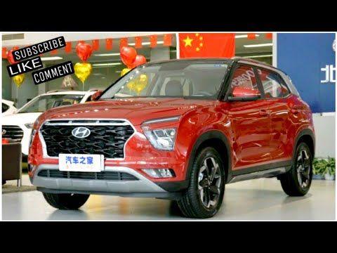 2020 Hyundai Creta Facelift Hyundai Creta 2020 New Look New Features Youtube Facelift Hyundai New Look