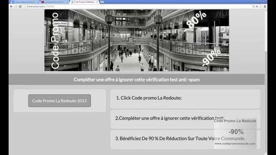 Code Promo La Redoute  www.codepromoredoute.com