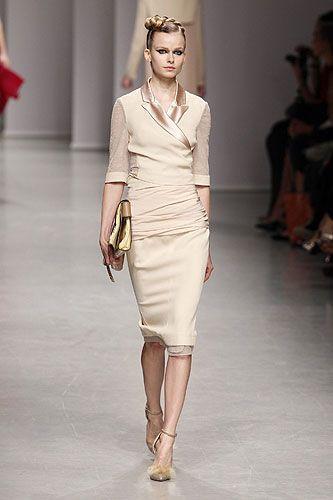 Antonio Marras timeless dress.