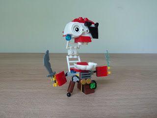 Totobricks: LEGO MIXELS SERIES 8 HYDRO SKULZY MIX or MURP? Instructions Lego 41565 Lego 41567 http://www.totobricks.com/2016/07/lego-mixels-series-8-hydro-skulzy-mix.html