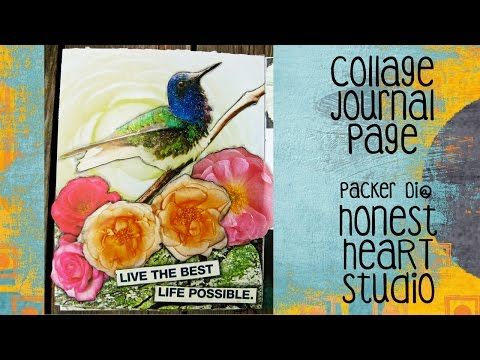 #pawgustart - A Collage Journal page - YouTube