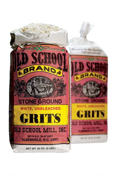 Southern Comfort: Truly Old School Stone-Ground Grits - Saveur.com
