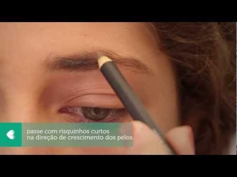 sobrancelhas de respeito: tutorial de como preencher a sobrancelhas com lápis e destacar o olhar.  #lapis #sobrancelha