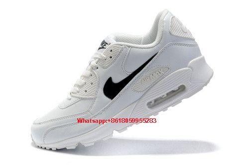Air MAX90 13 White Black 325213 101 140 Whatsapp:86