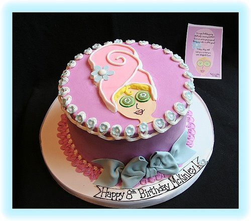 Best Birthday Cakes  Ideas Images On Pinterest Cake Ideas - Spa birthday party cake