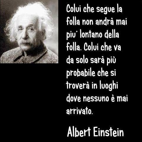 Einstein Colui La Vita Semplicemente Einstein Quotes
