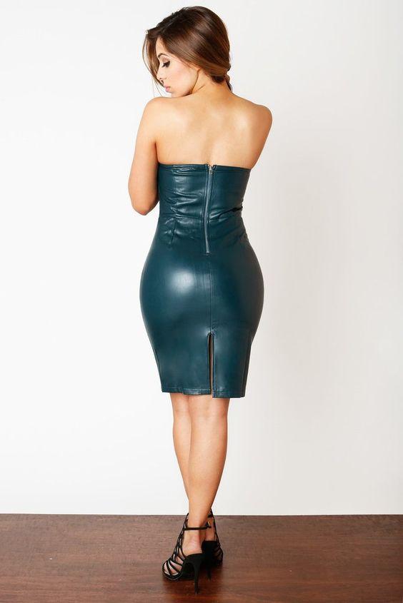 En mejor cuero del vestido del trullo - Diseño de interiores Efecto - 5