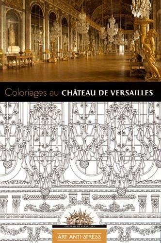Coloriages au château de Versailles: Amazon.co.uk: Roxane Lapassade: 9782809655353: Books