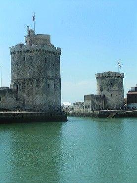 La Rochelle harbor -  Places in France - ®www.image-gratuite.com