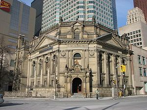 Hockey Hall of Fame in Toronto: Saved from Wikipedia
