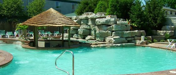 Mist put in bay pool bar resort swimming pool cabana - Whitefish bay pool open swim hours ...