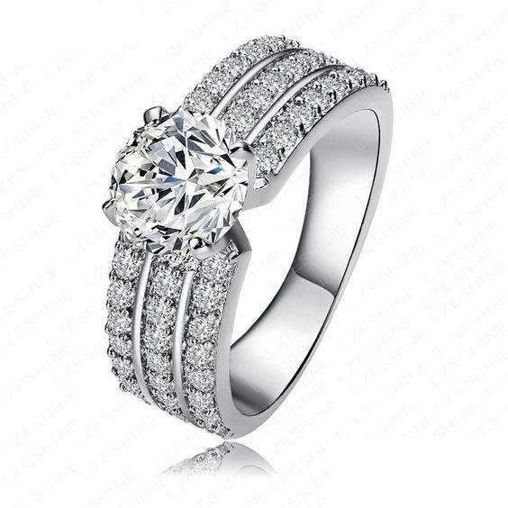 Annalisse Wide Band Ring