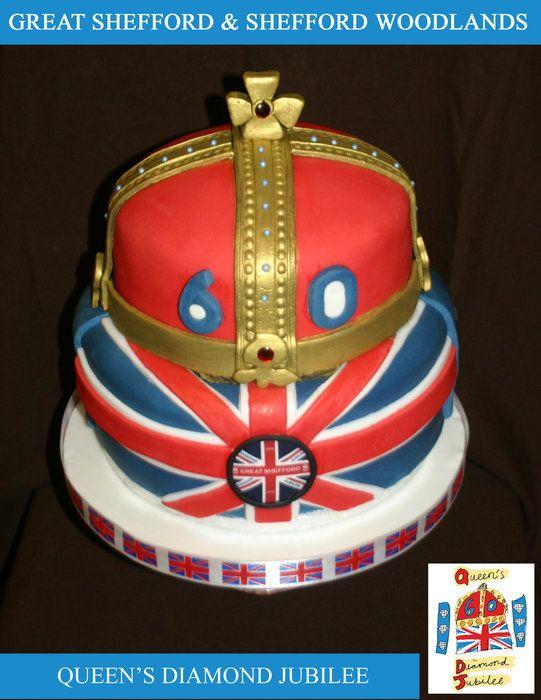 Birthday Cake For Queen Elizabeth ~ Elizabeth ii cakes and queen on pinterest