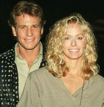 Ryan O 39 Neal And Farrah Fawcett Farrah F Pinterest